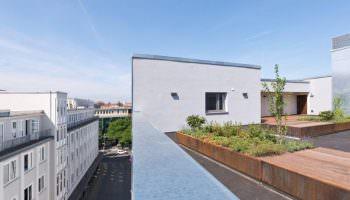 circular architecture, Cityförster architecture + urbanism