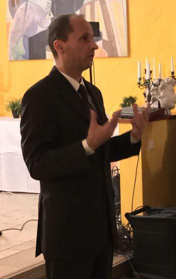 Oberkirchenrat Dirk Stelter