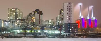 Das Ihme-Zentrum – neues Wahrzeichen für Hannover