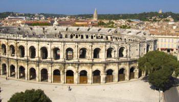 2000 Jahre Nimes, die italienischste französische Stadt. Mehr als 60 Jahre LC-Jumelage