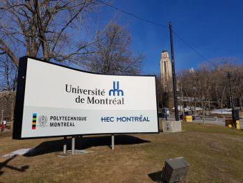 Forschen in Montréal