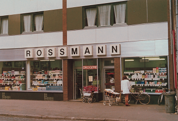 Rossmann 1. Laden