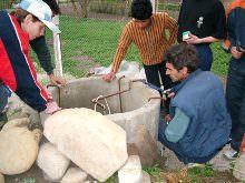 Rumaenien - Betonwerker