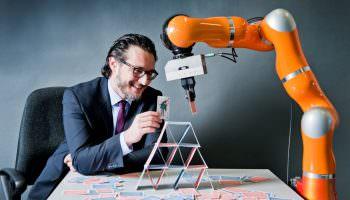 Der Mensch im Zeitalter der Roboter