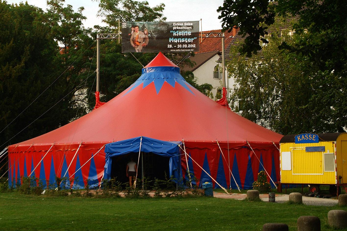 Zirkus Salto